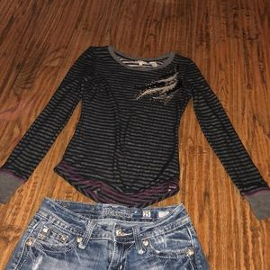 2 for $25❣️Miss Me Top